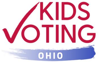 Kids Voting Ohio logo